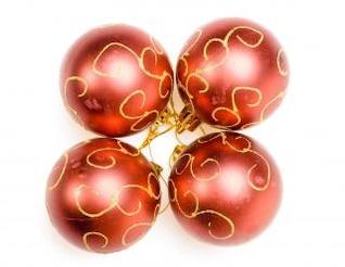 christmas decoration  merry  ball