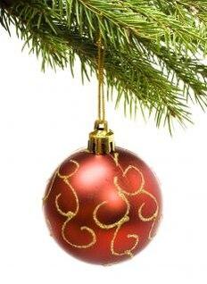 christmas decoration  vibrant  bauble