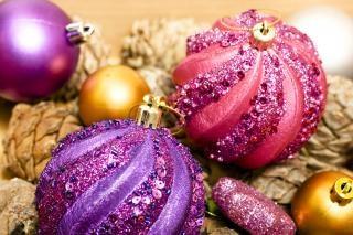 Christmas decoration  conifer
