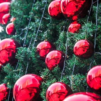 クリスマスツリーの装飾品