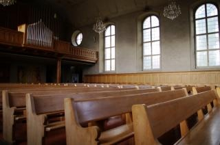 Church Benches, seats