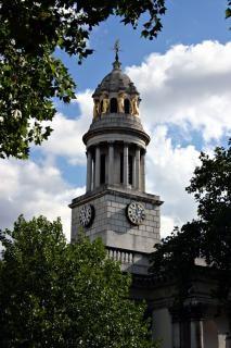 Church Tower, england