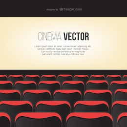 Cinema screen template