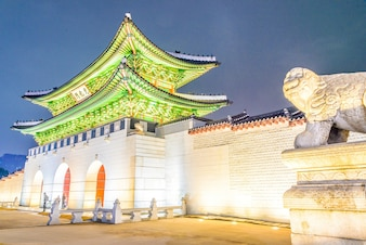 City landmark ancient south gate