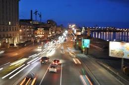 city traffic  effect