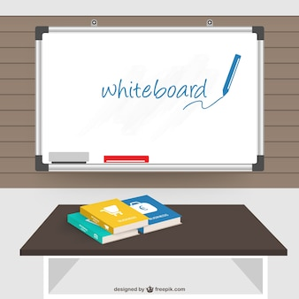 Clasroom vector template free