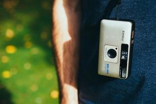 Classic compact camera