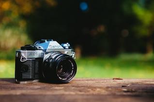 Classic reflex camera