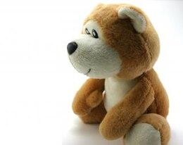 Classic teddy bear, furry