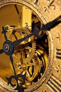 Clock, deadline