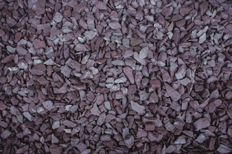 Close-up of gravel background
