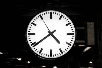 Closeup Clock
