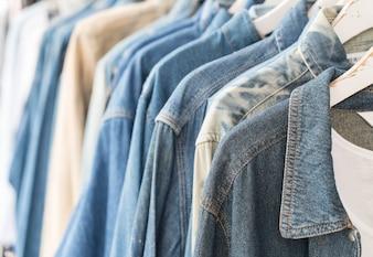Clothes hang