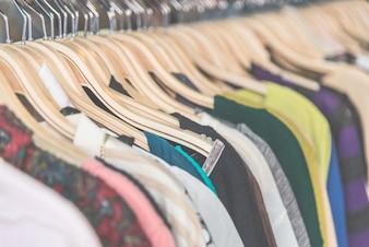 洋服の小売