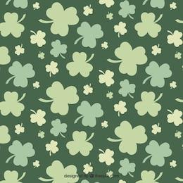 Clovers pattern