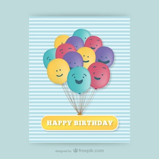 CMYK Birthday card