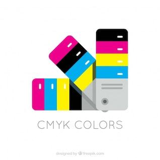 CMYK Chart