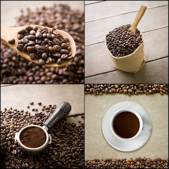 Coffee dishware morning beverage seed