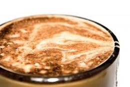 coffee foam