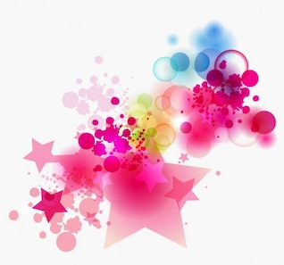 colorful design abstract vector background