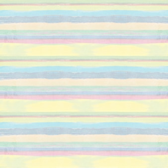 Colorful horizontal lines wall