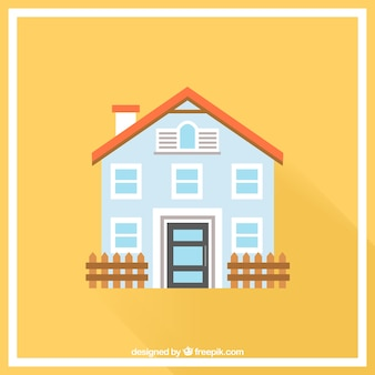 Colorful house icon