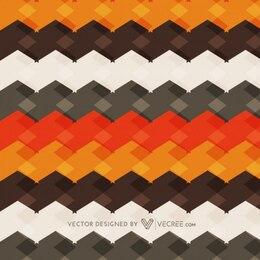 Colorful stripes background in vintage design