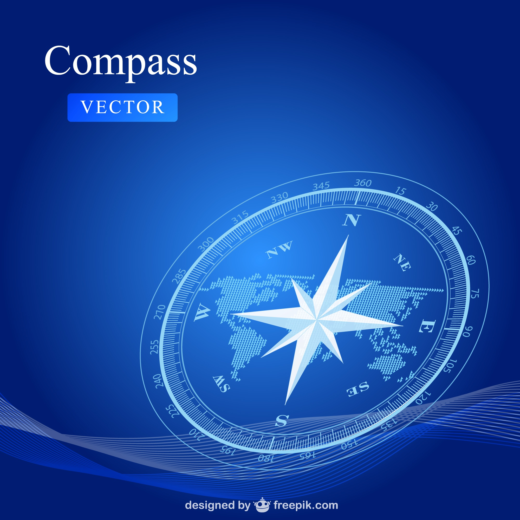 Compass vector free