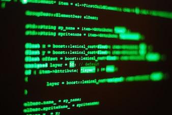 コンピュータプログラムコード