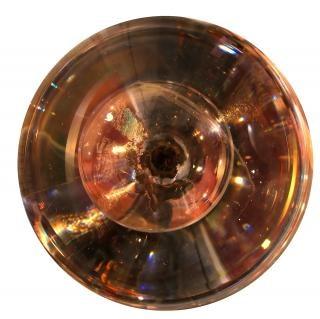 同心円状のガラス体
