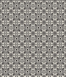 Cool Islamic Seamless Vector Background Pattern