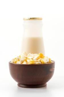 Corn milk