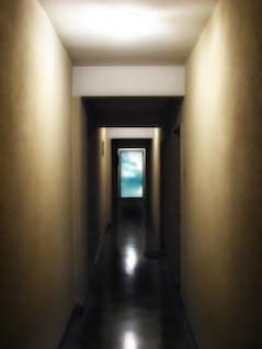 Corridor Sky, hallway