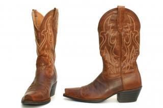 Cowboy boots, cowboy