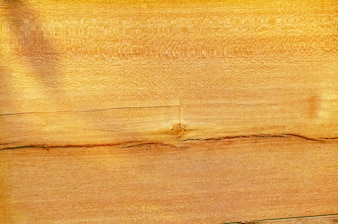 Cracked wood