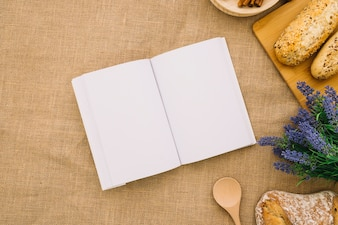 Макет творческой книги