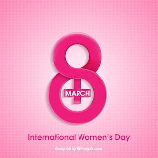 Creative design for Women's day