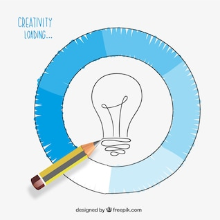 Creativity loading