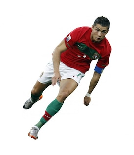 Cristiano Ronaldo , Portugal National team