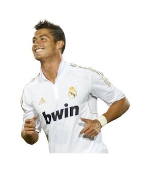 Cristiano Ronaldo , Real madrid La liga