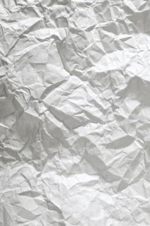 crumpled paper  crushed  texture