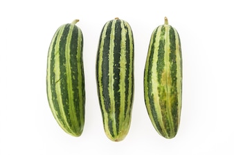 Cucumbers for salad