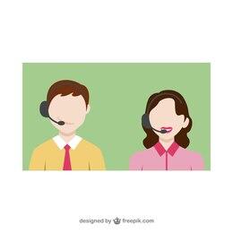 Customer service call