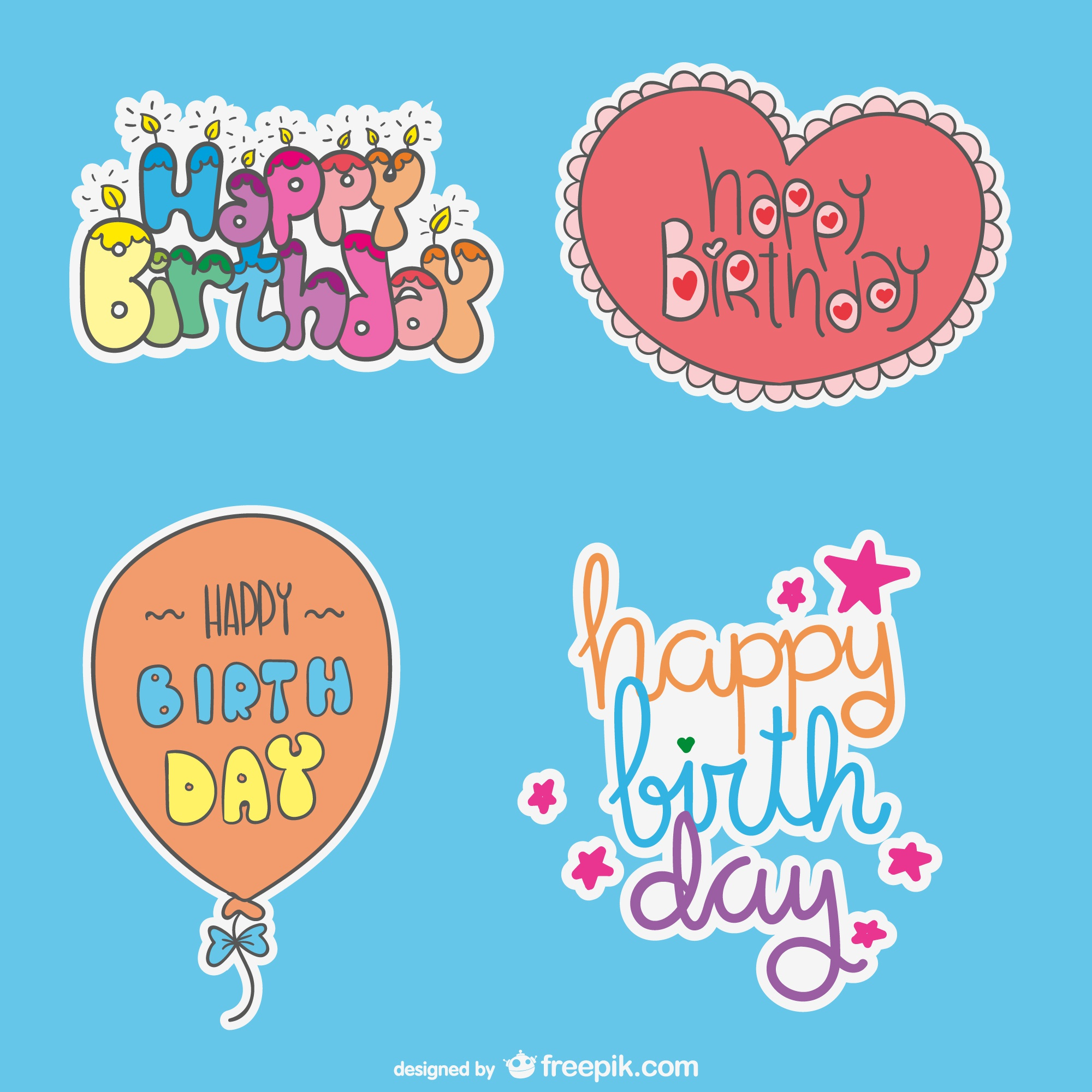 Cute good wishes for birthdays