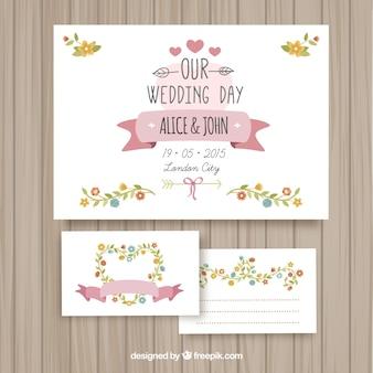 Cute wedding cards