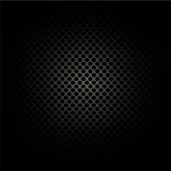 Dark metal mesh background