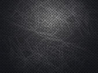 Dark metallic pattern background