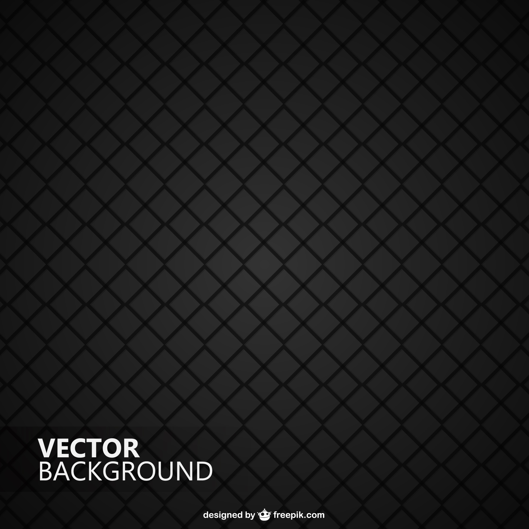 Dark vector background