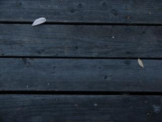 Dark Wooden Boards, desperate
