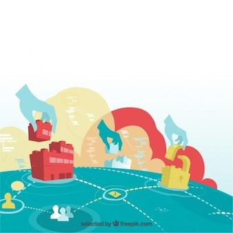 Data protection illustration